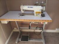 Sewing machine industrial
