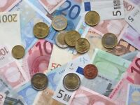 Euros Wanted - Coins & Notes