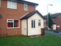 *Two Bedroom Ground Floor Flat * DSS Families Welcome *Available Immediately