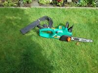 Black and Decker Chain Saw