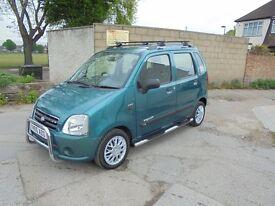 Suzuki Wagon R+ 1.3 GL 5 door, cat 'C' 2005 (05)