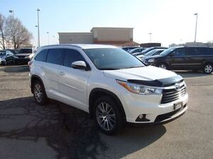 2014 Toyota Highlander XLE ~ LEATHER ~ NAVIGATION ~ BACK-UP CAME