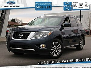 2013 Nissan Pathfinder **SV*AWD*7 PASSAGERS*CAMERA*CRUISE*A/C**