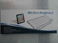 WIRELESS KEYBOARD BRAND NEW WITH RECEIPT