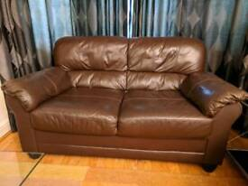 Two seater sofa for sale - excellent condition
