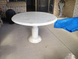 Dining table Marble South Fremantle Fremantle Area Preview