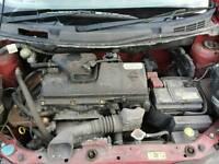 2010 NISSAN MICRA 1.2 PETROL ENGINE CR12DE GREAT RUNNER