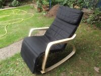 Rocking chair as new
