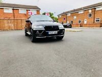 bmw x5 3.0diesel 2007 new shape top off the spec fully loaded cream leather