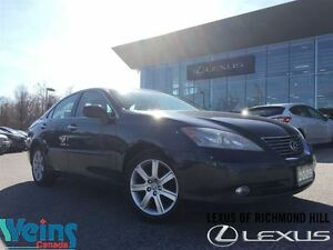 2009 Lexus ES 350 Leather| Sunroof| Accident Free|