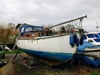 Yacht, Classic, Quick Sale Bargain
