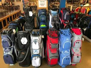 Top Brands!! Men's & Women's Golf Bags - Starting @ $99.99