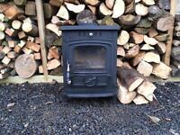 5kw wood burning stove