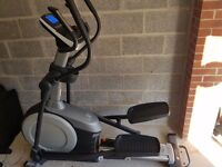 NordicTrack E7.2 Cross Trainer w/ incline (iFit Compatible)
