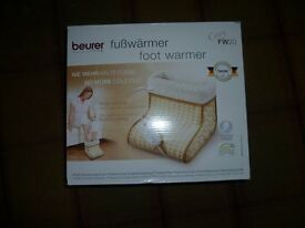 Beurer FW20 Foot Warmer
