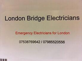 London Bridge Electricians emergency electricians in London