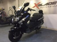 Sym GTS Evo 125cc Automatic Scooter, 1 Owner, Scorpion Exhaust, Good Condition, *Finance Available*
