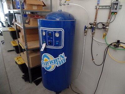 Purigen 98 Nitroflator Pd-72 Sn E9-721 Nitrogen Compressor Generator Purigen98