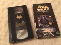 STAR WARS EMPIRE STRIKES BACK VIDEO COLLECTABLE
