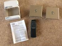 Varilight Remote control dimmer switch lights