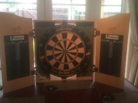 Phil Taylor dartboard