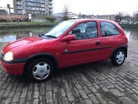 Vauxhall corsa 1.2 automatic 2000 77k Fsh