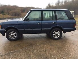 Range Rover Classic for sale - MOT, 129K, Service History, 1993