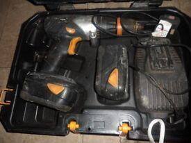 Mac Allister hammer drill 14.4V