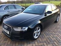 Audi A4 SE TECHNIK 2012 - 2.0 Diesel - SAT NAV - HEATED LEATHER - PARK SENSORS - swap Bmw Mercedes?