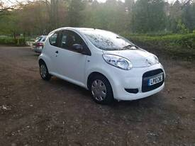 2010 Citroen C1 1.0L. Low mileage only 30764 miles