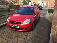 Smart reliable fiesta cheap to run perfect first car