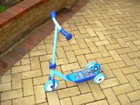 3 Wheel Child's Scooter