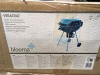 Blooma Charcoal Barbecue BBQ - Brand New