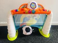 Chicco toddler football goal
