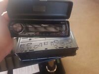 Pioneer MP3-CD Car Stereo !! low usage !!Very cheap !!