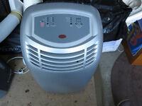 B&Q AIR CONDITIONER 9000 BTU/h WAP-267EB fan mobile portable humidifier cooler