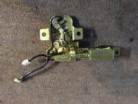 Boot latch for mx5 mk2/2.5