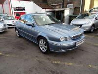 2003 Jaguar X-Type 2.0 D SE 4dr FULL SERVICE HISTORY 12 STAMPS