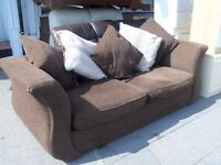 Next Sofa Niece & Comfy removable zip cover good clean condition no rips or marks delivery local