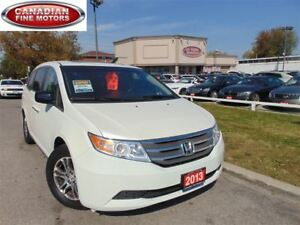 2013 Honda Odyssey EX-L LEATHER ROOF CAM-DUAL DVD