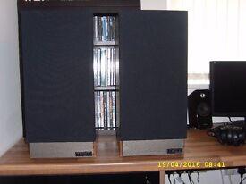 Vintage Mission 737 R Speakers