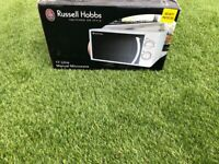 Russell Hobbs microwave Brand New
