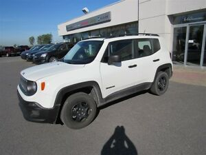 2015 Jeep Renegade Sport- *DÉMO* 85$/ semaines - Toit Amovible M