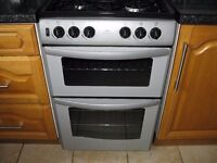 New World G55T Gas Cooker in super condition