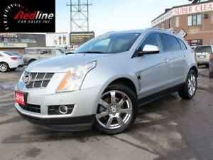2010 Cadillac SRX 2.8T AWD Luxury