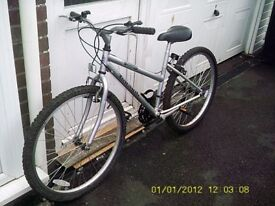 """HIS& HERS BIKES WITH 26"""" WHEELS 18 G 18"""" FRAMES AT £50 (EACH)"""