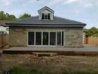 Home extension, home improvements, block paving, tarmac surfacing, landscape