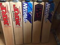 Genuine Spartan Cricket bat RRP£660