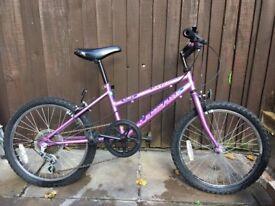 Girls Bike Age 7+