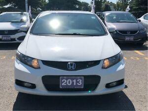 2013 Honda Civic Coupe SI 6MT - ACCIDENT-FREE, NAVI, SUNROOF
